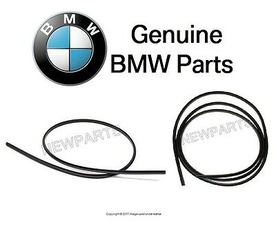 $135.94 • Buy For BMW E30 318i 318is 325i Pair Set Of Rear Upper & Lower Windshield Mouldings