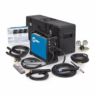 $2040 • Buy Miller Maxstar 161 STL TIG And Stick Welder With X-Case (907710001)