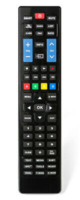 Universal Remote Control BN59-01014A For Samsung TVs • 9.99£