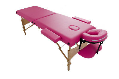 £79.99 • Buy Massage Table Bed Portable Couch Section Foldable Folding Beauty Therapy Tattoo