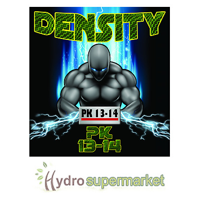 Density Ultimate Pk 13-14, Boost, Bud Enhancer, Yield & Weight Gainer, Booster • 7.49£
