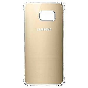 $ CDN21.26 • Buy Samsung Glossy Cover Case For Galaxy S6 Edge Plus - Gold