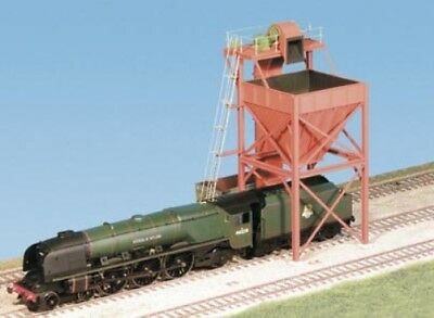 Ratio 547 Locomotive Coaling Tower 00 Gauge = 1/76 Scale Plastic Kit - T48 Post • 33.49£