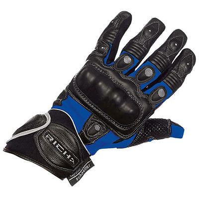 £34.99 • Buy Richa Magma Blue - Leather Short Summer Motorbike / Motorcycle / Scooter Glove