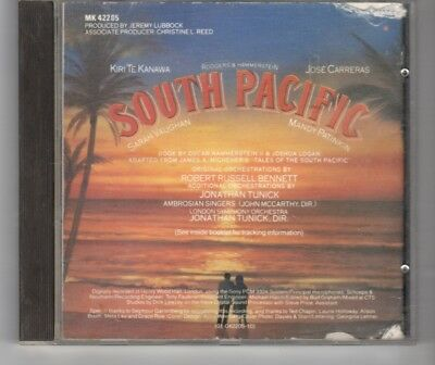 (HN205) South Pacific, Soundtrack - 1986 CD • 2.99£