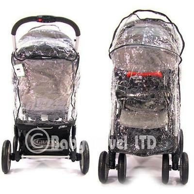 Travel System Zipped Raincover For Graco • 11.95£