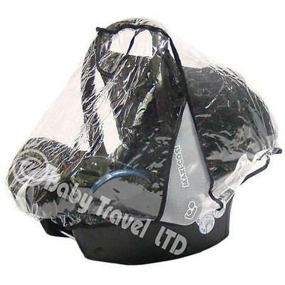Rain Cover To Fit Maxi-Cosi CabrioFix And Pebble Car Seat Raincover Brand NEW • 7.95£