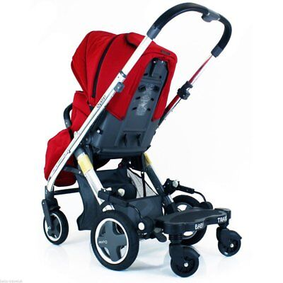 £29.95 • Buy NEW Stroller Board For Baby Style Oyster Buggy Pushchair Pram Ride On Step Pink