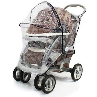 Raincover For Graco Spree Travel System • 12.95£