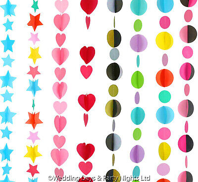 £2.79 • Buy 4ft Decorative Foil Helium Balloon String Tail Wedding Birthday Party Decoration
