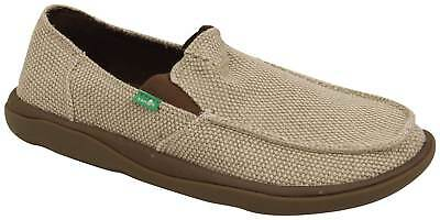 Sanuk Vagabond Tripper Sidewalk Surfer - Natural - New • 43.68£