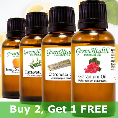 $10.99 • Buy Essential Oils 30 ML (1 Oz) - Pure & All Natural - Aromatherapy Oil