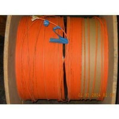 £22.91 • Buy Bicc General Cable 143199-01 2-strand Multi-mode Fiber Optic Cable 318'