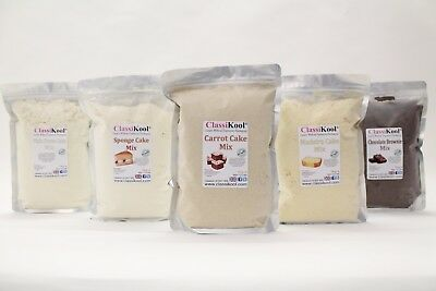 £5.49 • Buy Classikool Cake Mix Baking Selection: Easy To Use, Pro Quality, Delicious Treats