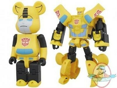 $84.99 • Buy Transformers Bearbrick Figure Bumblebee By Medicom