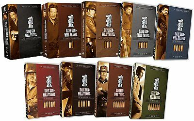 $199.99 • Buy Have Gun Will Travel: The Complete Series DVD *Brand New Sealed*