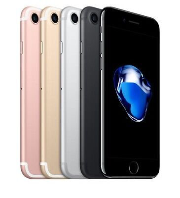 $154.95 • Buy Apple IPhone 7 - 32GB 128GB 256GB GSM  Factory Unlocked  Smartphone All Colors*