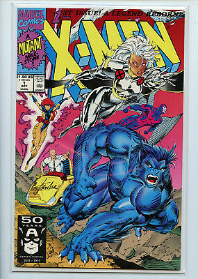 £134.56 • Buy  X-Men #1 A Signed By Stan Lee Marvel Comics Nm 1991 Amricons H15