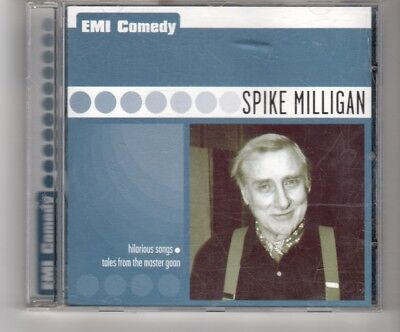 (HQ253) Spike Milligan, EMI Comedy CD - 2000 CD • 6.60£