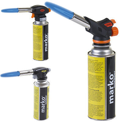 £9.99 • Buy Blow Torch Butane Gas Kit Cooking Catering Creme Brulee Culinary Tart Tool BBQ