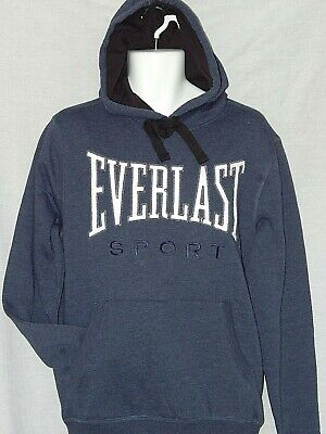 $26.84 • Buy NEW Everlast Sports Boxing Hoodie Hooded Sweatshirt Jacket MMA Mens Size S M L