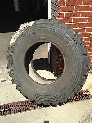 $1750 • Buy Michelin XZL 335/80R20 Tire, Set Of 4, Unused Military