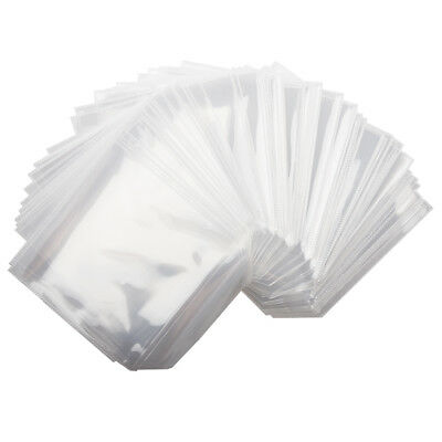 500 CD DVD Blu Ray Cover Storage Case Bag Sleeves Envelope Holders Clear Plastic • 10.48£