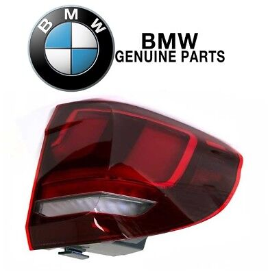 $337.95 • Buy For BMW F15 X5 Rear Passenger Right Outer Taillight Fender Genuine 63217290104