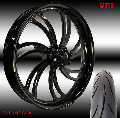 $1095 • Buy 2006-2013 Harley Street Glide Road Glide 21 Front Wheel  Uses Stock Rotors
