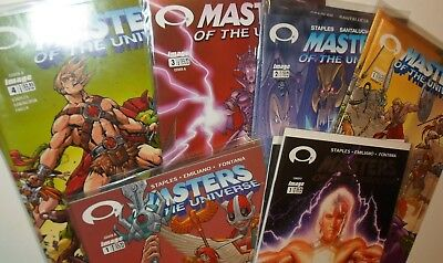$2.51 • Buy Image Comics Masters Of The Universe #1 #2 #3 & Foil 2002 2003 [Choice]