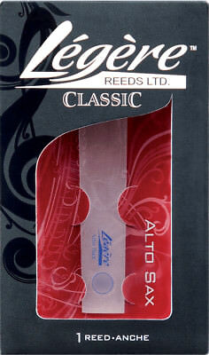 AU41.74 • Buy Reed Of Saxophone Alto   Légère   Classic Reed Synthetic