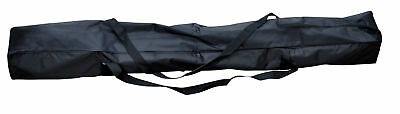 AWNING AND TENT POLE STORAGE BAG 1.65m With   BLACK BAG Carrier  • 8.99£