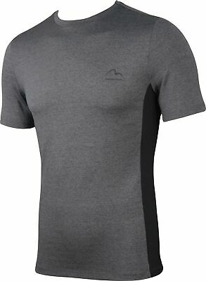 £10.99 • Buy More Mile Warrior Mens Training Top Short Sleeve T-Shirt Gym Workout Sports Tee