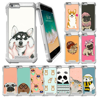 AU11.78 • Buy For Apple IPhone 6 | IPhone 6s (4.7 ) Slim Fitted Snap On Case - Cute Pets