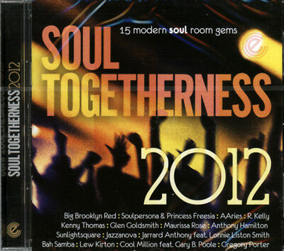Soul Togetherness 2010   15 Modern Soul Room Gems   Cd • 12.99£