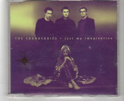 (HT778) The Cranberries, Just My Imagination - 1999 DJ CD • 4.99£