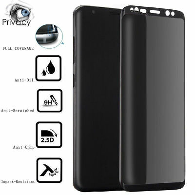 $ CDN5.65 • Buy Privacy Anti-Spy Tempered Glass Screen Protector For Samsung S8 S8 Plus Note8 RR