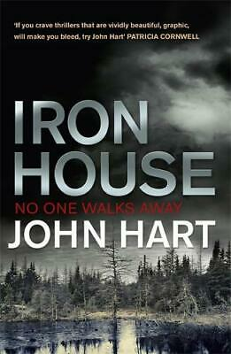 Iron House, John Hart, Used Excellent Book • 34.37£