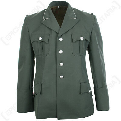 WW2 German M34 / 37 Officer Tunic - Repro Army Military Jacket Top Uniform New • 163.95£
