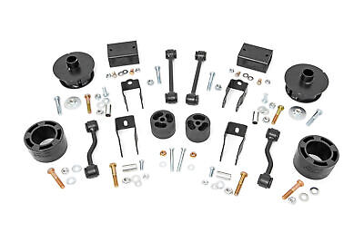 $199.95 • Buy Rough Country 2.5  Lift Kit (fits) 2018-2020 Jeep Wrangler JL   Spacer Kit
