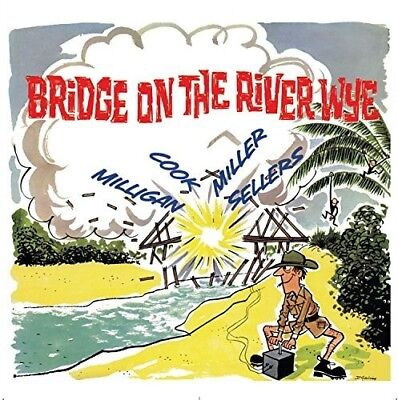 Spike Milligan - Bridge On The River Wye [New CD] UK - Import • 5.53£
