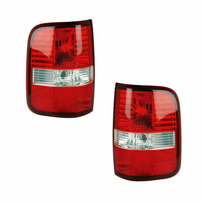 $54 • Buy For Ford F-150 F150 2004 2005 2006 2007 2008 Rear Tail Lamp Right & Left Pair