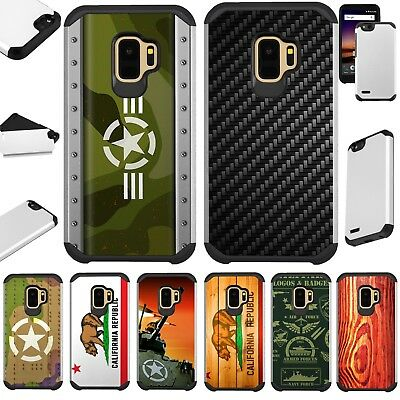AU18.63 • Buy For Samsung Galaxy S8 /S8 Plus / S9 /S9 Plus /Note 8 Phone Case Cover FUSION K11