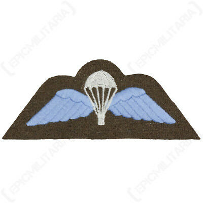 WW2 British Army Paratrooper Wings - Repro Badge Patch Insignia Soldier Para New • 4.95£