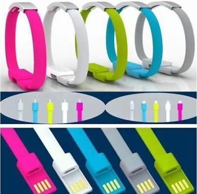 $1.53 • Buy Type-C USB2.0 Cable Bracelet Wristband Charger Charging Ultrafast Data Sync Cord