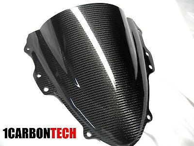$119 • Buy 04-05 2004-2005 Suzuki Gsxr 600 750 Carbon Fiber Windscreen Windshield