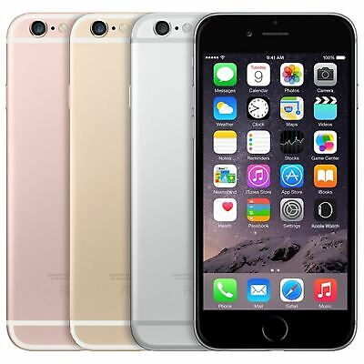 View Details Apple IPhone 6 Various Network Smartphone - All Colours 12M Warranty • 69.99£
