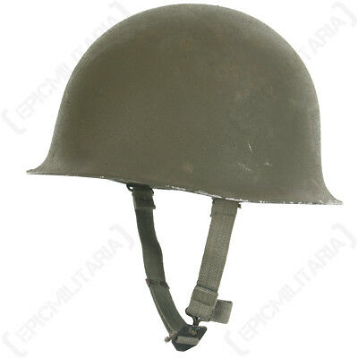 £35.95 • Buy Original French Army M51 Helmet With Liner - Military Surplus Steel Liner Strap
