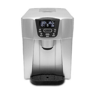Whynter Countertop Direct Connection Ice Maker And Water Dispenser (Silver) • 269.95$