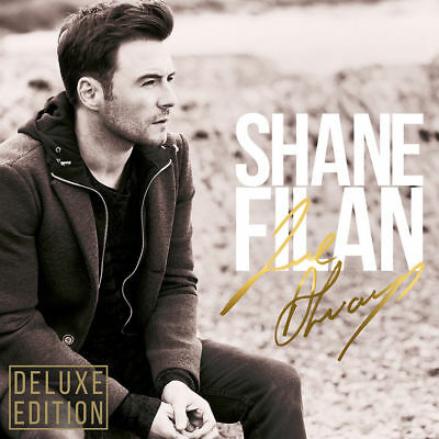 SHANE FILAN LOVE ALWAYS DELUXE EDITION CD (New Release 4th MAY 2018) • 9.73£